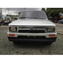 Toyota Hilux 1992 2.4 Diesel Muy Poco Uso