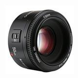 Lente Yongnuo Yn-50mm F1.8 Para Camaras Canon
