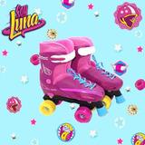 Patin Soy Luna Ajustable. Roller Skate Con Accesorios