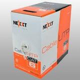 Rollo De Cable Utp Nexxt, Cat-6 1000 Pies