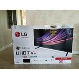 New Lg Uhd 4k 50 Inch 50uh55