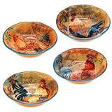 Sopa De Gallo Rustica Internacional Certificadacereal Bowls