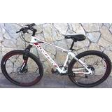 Bicicleta Mountainbike Trx 7 27.5  Aluminio Disco 2019