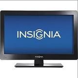 Television Insignis 20pulgada Led Hdmi Dvd Vga