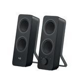 Bocina Logitech Z207 2.0. Multiple Dispositvos, Bluetooth V4