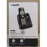 Telefono Inalambrico Vtech Cs6124-11 Constestador