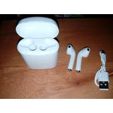 Audifonos Tipo Earpod, Inalambricos, Bluetooth, Android & Io