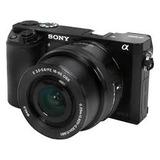 Camara Profeccional Sony 24.3mp Full Hd 1080p