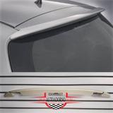 Spoiler Toyota Vitz O Yaris Hachtback 09-13