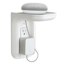 Echogear Outlet Shelf - Una Solución De Ahorro De Espacio Pa