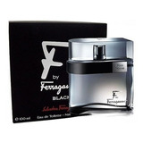 Perfume By Ferragamo Pour Homme Black By Salvatore Ferragamo