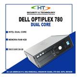 Cpu Dell Optiplex 780 Dual Core 4gb 250gb