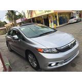 Honda Civic Sin Importar El Crédito Con 160mil Inicial Full
