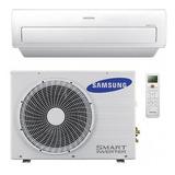 Aires  Samsung 24mil Btu Mini Split Inverter
