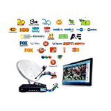 Tv Satelital Con Cajas Inteligente