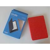 Kindle Case Original Color Rojo