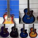 Guitarras Electroacustica Y Electroclasicas