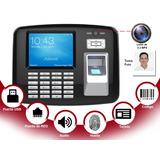 Reloj Biométrico Y Control De Acceso Multimedia Oa1000 Anviz