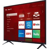 Smart Tv Tcl  Roku 40 Pulgadas