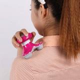 Masajeador Mini Portátil Multifuncional Eléctrico Usb Relaja