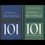 Libros - Jhon Maxwell