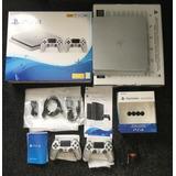 Consola Sony Ps4 Slim Silver 500gb