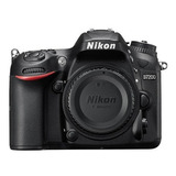 Camara Nikon D7200 Kit Solo Cuerpo Dslr Reflex Nueva