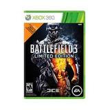 Battlefield 3 Limited Edition Cinta De Xbox 360