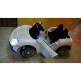 Carro  Electrico, De Bateria, Para Niños Y Niña Oferta!!