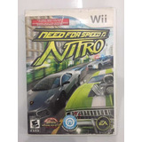 Need For Speed Nitro Nintendo Wii
