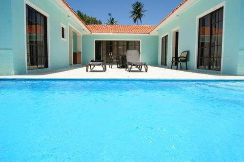 Villa Con 5 Habitaciones En 300 M De La Playa