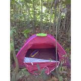 Carpa, Tipo Igloo Para 5 Personas Camping, Tienda De Campaña