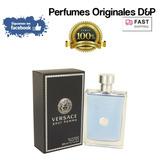 Perfume Versace Pour Homme6.7oz Para Hombres 100% Originales