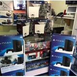 Playstation 4 Pro 1tb 4k Hdr Glacier White, Black