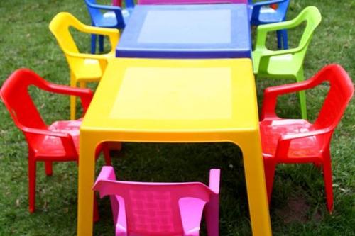 Alquiler de sillas de ni os y de adultos mesas redondas - Mesas y sillas para ninos ...