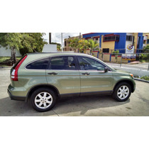 Honda Crv 2007, Americana, Muy Buenas Condiciones