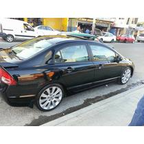 Honda Civic 2006 Negro