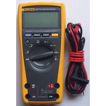 Fluke 177 True Rms Digital Multimeter Como Nuevo