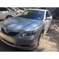 Toyota Camry Se 2008 - Gris Leather, Sun Roof 50,000 Millas