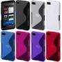 Forro Blackberry Z10 Todo Los Colores