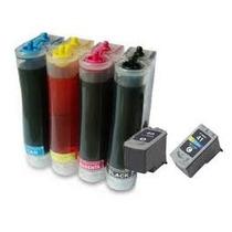 Sistemas Continuos De Tinta,todos $2500.00 Instalados Full.