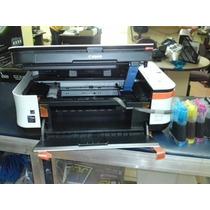 Sistemas Continuos De Tintas,instalado, 54 Cartuchos En Tint