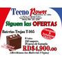 (o F E R T A) En Baterias Para Inversores (trojan T-105)