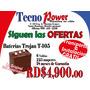 Baterias Trojan T-105 De Inversores (( Rd$4,900.oo ))