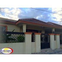 Casa De Venta En Higuey, República Dominicana Cv-052