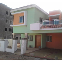 Casa En Recidencial Las Palmera 140 Metro $ 3,600.000