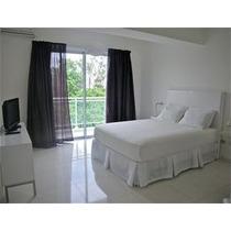 Apartamento Amueblado - 2 Habitaciones - Av. Abraham Lincoln