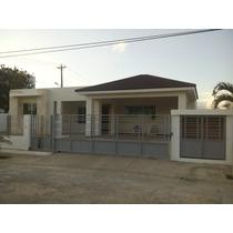 Br 809 Vende Casas Nuevas En Proyec Cerrado Carr Tamboril-