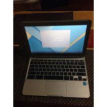 Mini Laptop Samsung Xe303c12 11.6 16gbs 1.7ghz 2gb Gris Exc