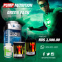 Combo Proteinas Green Pack (pump Nutrition)